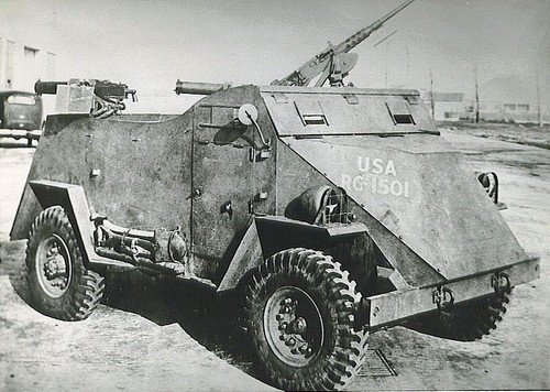 ۱۰ ماشین عجیب نظامی در جنگ جهانی دوم