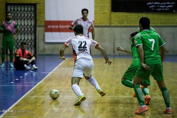 تیم شهدای جلین در لیگ دو فوتسال کشور شرکت میکند