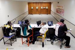 چهارمین مرحله از سومین دوره مسابقات آزاد تیراندازی معلولان
