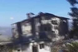 سيطرة الجيش السوري على المستشفى الميداني في ريف اللاذقية