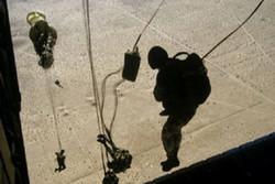 هلیبرن موفق نیروهای عراقی علیه داعش در الانبار