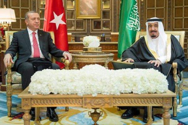 الرياض ترفض إقامة قواعد عسكرية تركية على أراضيها