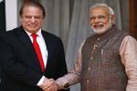 آستانہ میں ہندوستانی اور پاکستانی وزراء اعظم کی غیر رسمی ملاقات