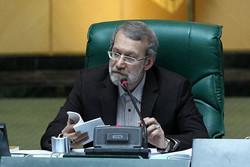 لاریجانی: وظیفه دیوان محاسبات استرداد حقوق های نامتعارف است
