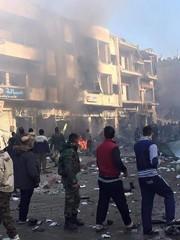 انفجارهای شهر حمص