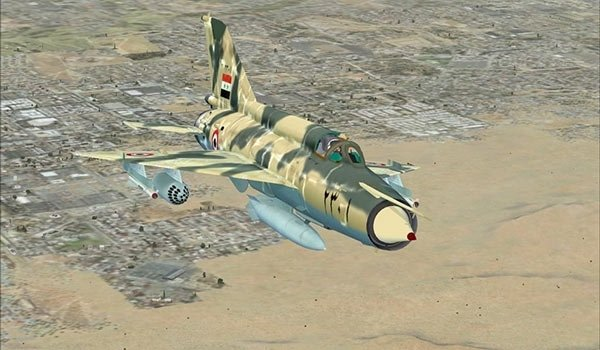 Syrian Air Force destroys two terrorist bases in Idleb, Hama
