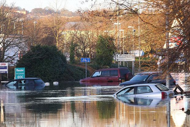 امریکہ میں بارش اور سیلاب سے مزید کئی افراد ہلاک