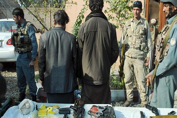 افغانستان کے مختلف حصوں میں 80 وہابی دہشت گرد ہلاک