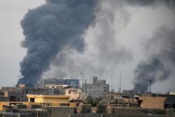 """""""داعش"""" يهاجم قاعدة عسكرية شمال الرمادي"""
