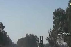 الجيش السوري يحرر بلدة مهين في  ريف حمص