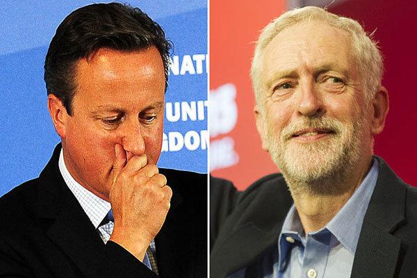 برطانوی وزير اعظم سے استعفی کا مطالبہ