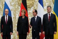 جایگزینی برای حل و فصل بحران در اوکراین جز پیمان مینسک وجود ندارد