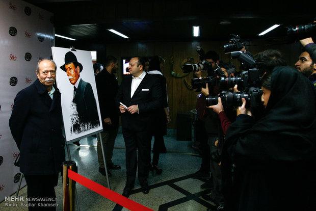1953504 - عکس های مراسم بزرگداشت علی نصیریان با حضور هنرمندان و خوانندگان و ...