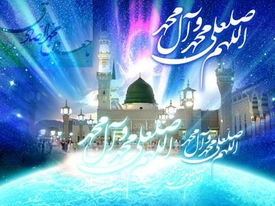 مراسم جشن ميلاد پيامبر(ص) و امام صادق(ع) درخارج کشور برگزار شد