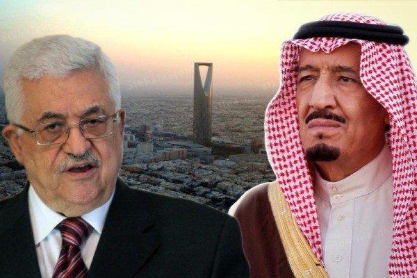 گفتگوی تلفنی ملک سلمان با محمود عباس در پی رونمایی از معامله قرن