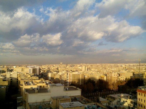 انخفاض معدل تلوث الهواء في طهران