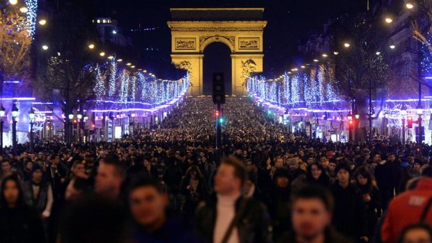 France tightens security for New Year Eve celebrations