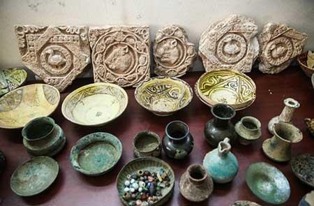 Police seizes 1st millennium BC antiques in Qazvin