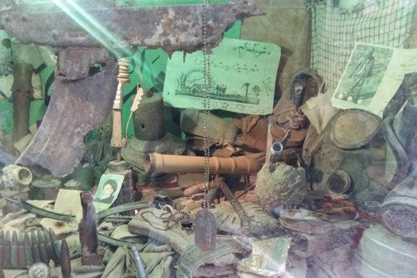 ۱۹ هزار اثر تاریخی ساری در کارتن ها خاک می خورند