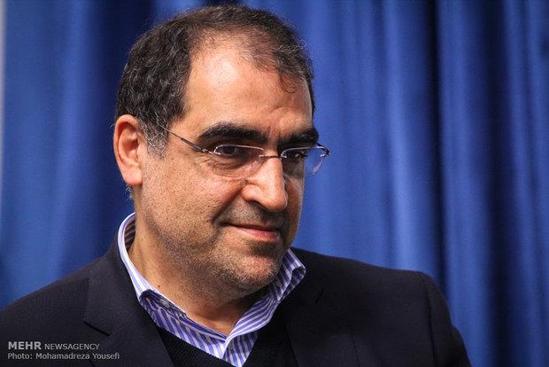 سفر وزیر بهداشت درمان و آموزش پزشکی به قزوین