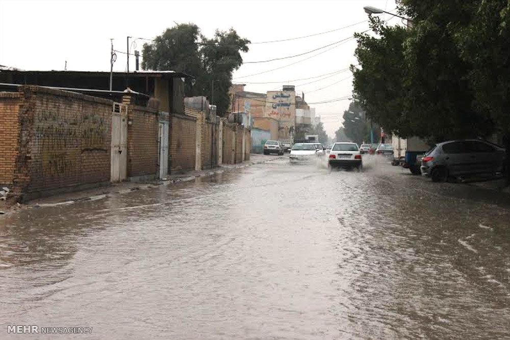 آبگرفتگی بیش از ۵۰۰ خانه در دهدشت و یاسوج/انسداد برخی راهها - خبرگزاری مهر  | اخبار ایران و جهان | Mehr News Agency