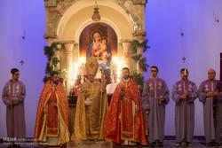 مراسم آغاز سال نو میلادی