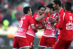 برسبوليس يهزم استقلال خوزستان متصدر الدوري الممتاز لكرة القدم