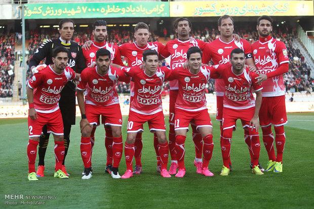 مباراة برسبوليس واستقلال خوزستان