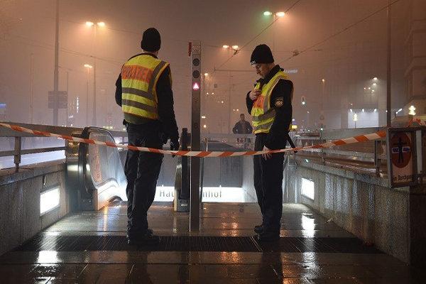 إخلاء محطتي قطارات في ميونيخ بعد تحذير حول تنفيذ هجوم ارهابي