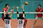 اخذ امتیاز ۲ تیم در لیگ دسته یک والیبال کشور برای اردبیل