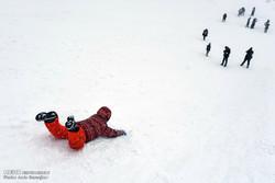Winter recreation in Sepidan mountains