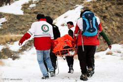 جان باختن ۴ نفر بر اثر ریزش بهمن و سقوط از ارتفاعات کوهستانی