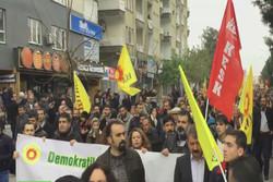 تظاهرات ترکیه