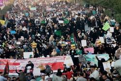 گزارش تصویری تظاهرات مردم پاکستان در اعتراض به اعدام شیخ نمر