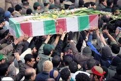 دو شهید گمنام در دزفول تشییع میشوند