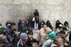 معتادان متجاهر استان اصفهان تحت درمان قرار میگیرند