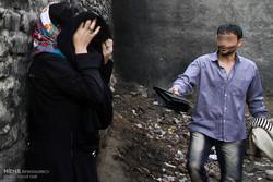 جمع آوری معتادان متهاجر در مشهد