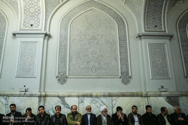 مراسم بزرگداشت شهید شیخ نمر