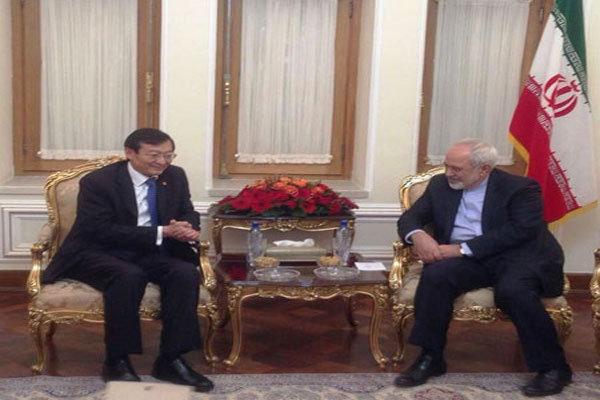 مساعد وزير الخارجية الصيني يزور طهران