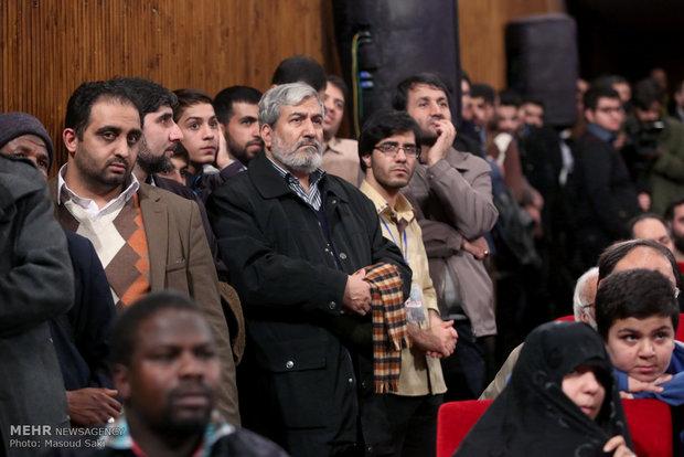اختتامیه جشنواره مردمی فیلم عمار