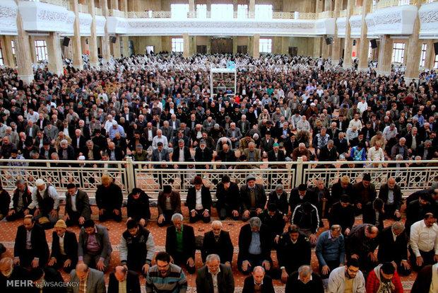 نماز جمعه گرگان