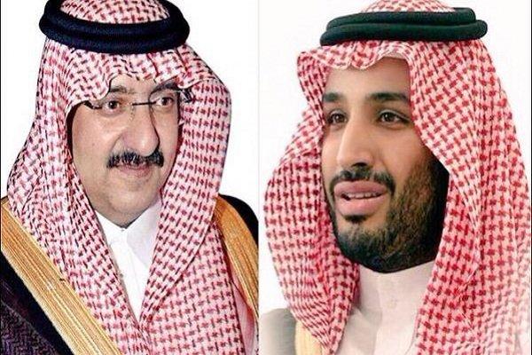 محمد بن سلمان کی سابق ولیعہد محمد بن نائف کو قتل کرنے کی سازش