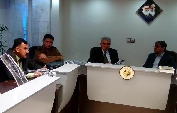 تمایل سلیمانیه عراق برای بهره گیری از تجارب نمایشگاهی اصفهان