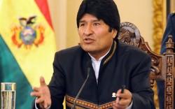 Morales calls for celebration of 10th anniv.
