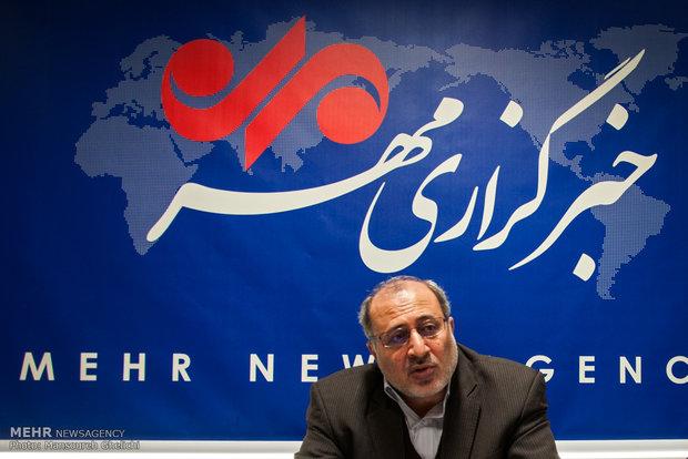 بهره برداری از برج فناوری ربع رشیدی در تبریز