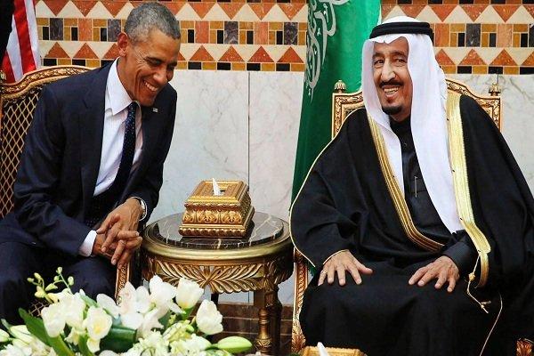 التعاون العسكري بين امريكا والسعودية لاحتواء ايران