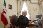 Rouhani extends greetings to Chinese counterpart