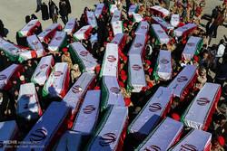 پیش بینی دقیقی از تعداد پیکرهای شهدا در عراق وجود ندارد