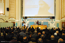 commemoration ceremony of Sheikh Nimr