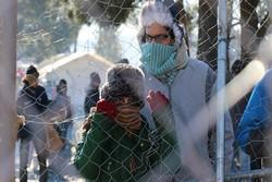 Makedonya'ya giren sığınmacılar 18 bini aştı